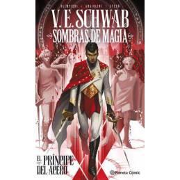 Sombras de magia nº 01 (novela gráfica)