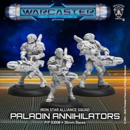Paladin Annihilators – Iron Star Alliance Squad