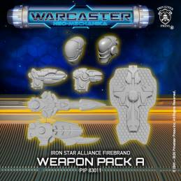 Firebrand A Weapon Pack – Iron Star Alliance Weapon Pack
