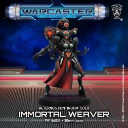 Immortal Weaver – Aeternus Continuum Solo