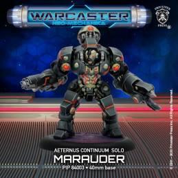 Marauder – Aeternus Continuum Solo