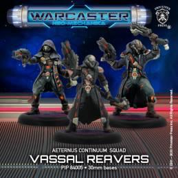 Vassal Reavers – Aeternus Continuum Squad