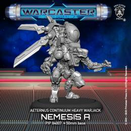 Nemesis A – Aeternus Heavy Warjack