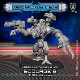 Scourge B – Aeternus Light Warjack Variant