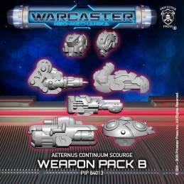 Scourge B Weapon Pack – Aeternus Continuum Weapon Pack