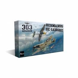 """[PREVENTA] 303 Squadron - expansión """"Hermanos de Sangre"""""""