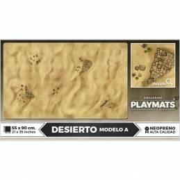 Tapete Desierto - modelo A (55x90cm)