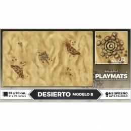 Tapete Desierto - modelo B (55x90cm)