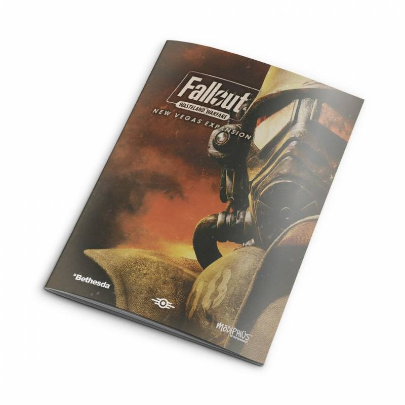 Fallout - Accessories: New Vegas Rules Expansion