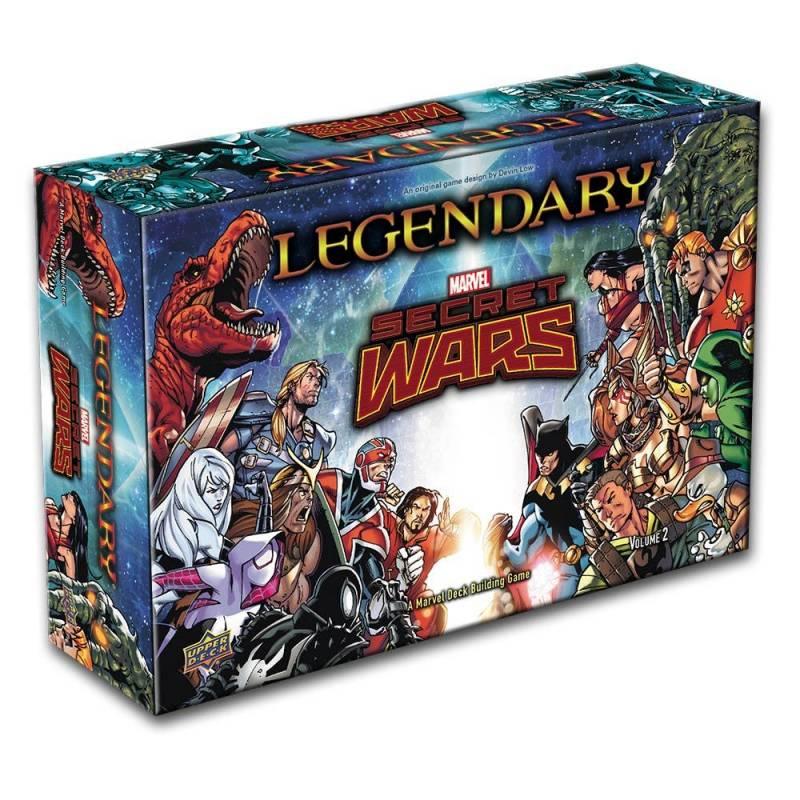 Legendary: Secret Wars Volume 2 Expansion