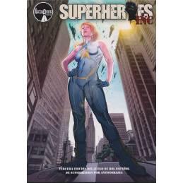 Superheroes Inc