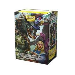 Easter Dragon 2021 (100 Sleeves) - Dragon Shield Matte Art Sleeves