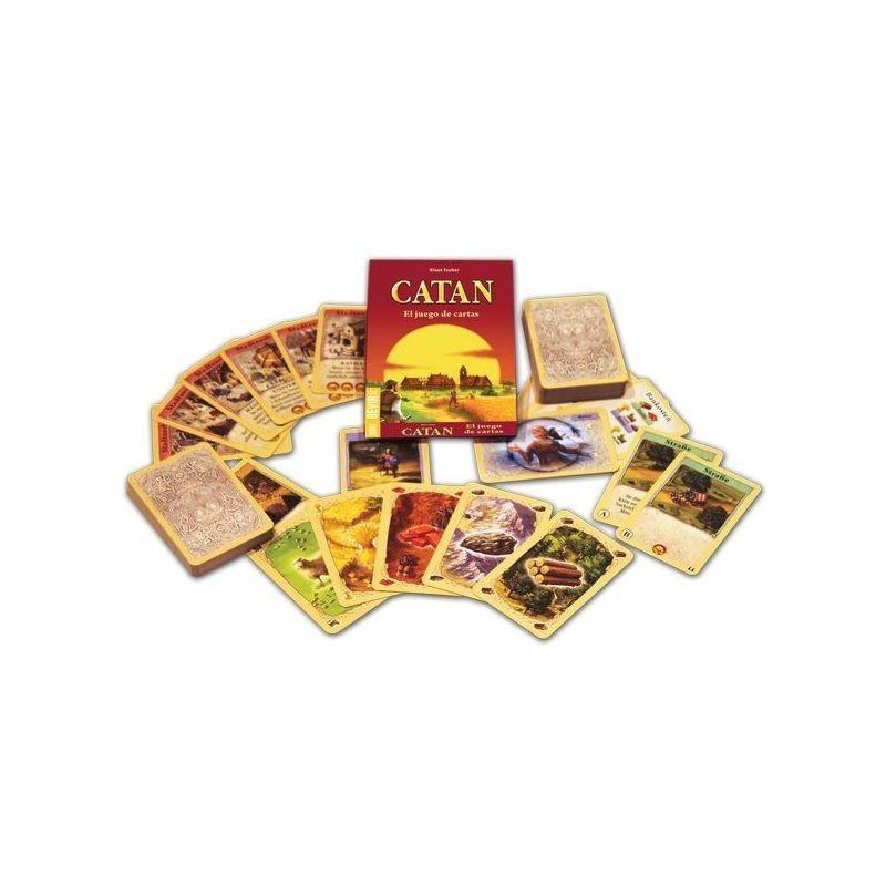 Catan: el juego de cartas