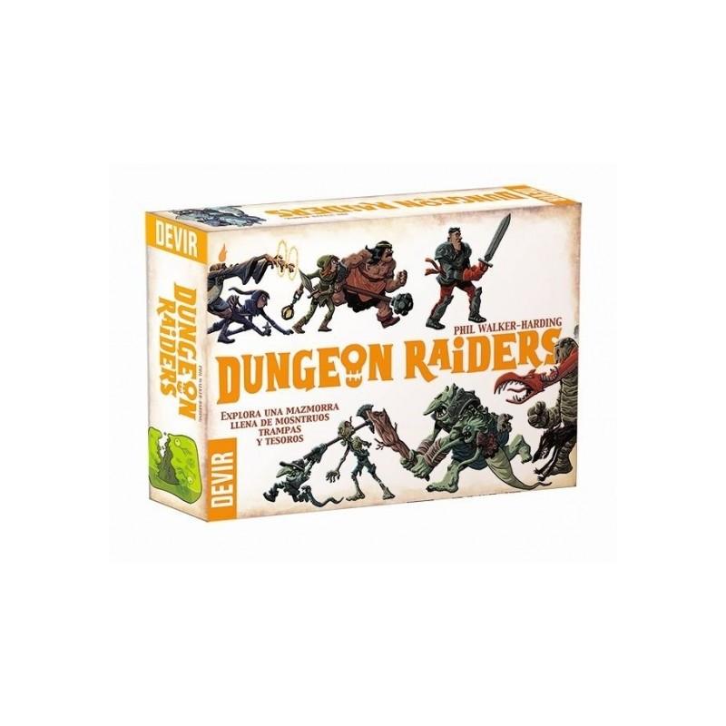 Dungeon Raiders Nueva Edicion