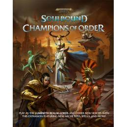 Soulbound - Champions of Order