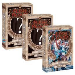 Flesh & Blood TCG - Tales of Aria Blitz Decks Display (3 Decks)