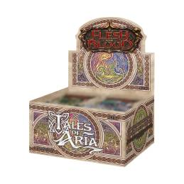 [PREORDER] Flesh & Blood TCG - Tales of Aria 1st Edition Booster Display (24 Packs)