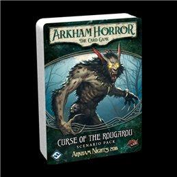 Arkham Horror LCG: Curse of the Rougarou Scenario Pack (Ingles)