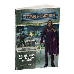 Starfinder - Contra el trono de los Eones 3: La Tactica del motor Runico