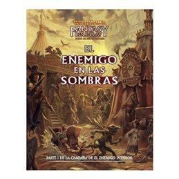 [PREVENTA] Warhammer - El Enemigo en las sombras: Aventura