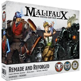 [PREORDER] Remade and Reforged
