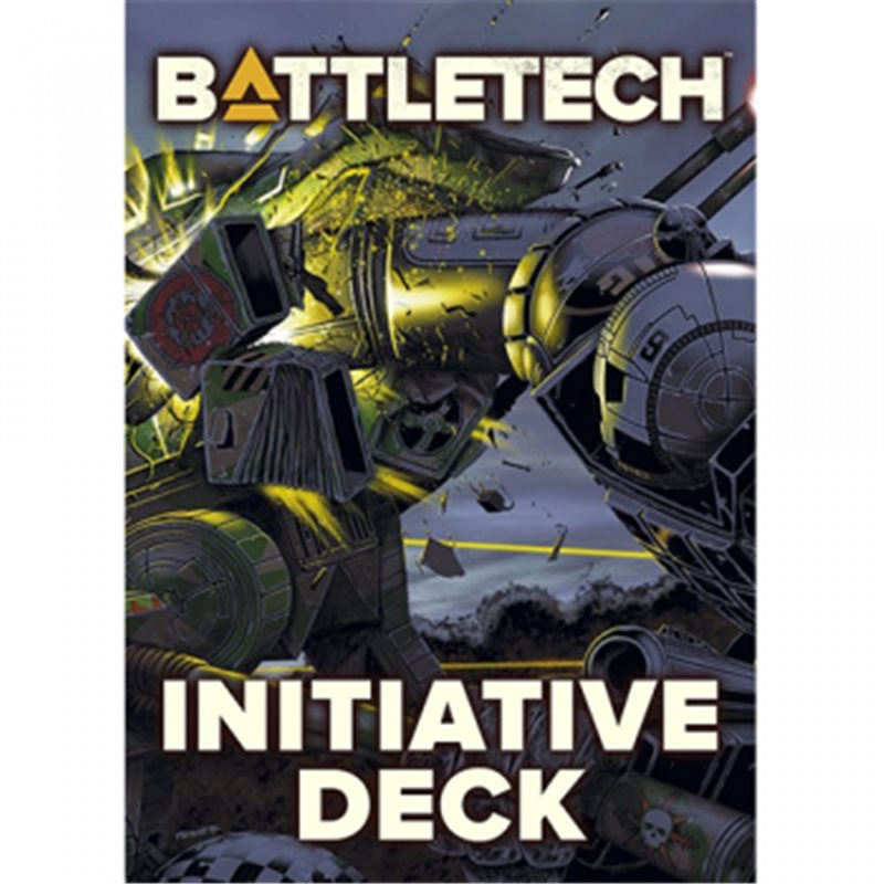 [PREORDER] BattleTech Initiative Deck