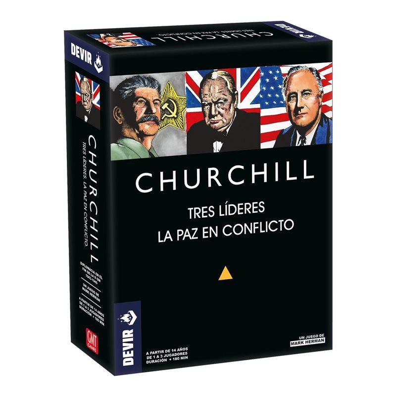 Churchill (Español)