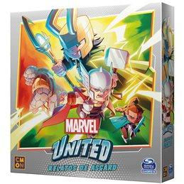 Marvel United - Relatos de Asgard