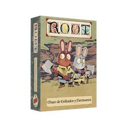 Root: Pack cartas de Exiliados y Partisanos