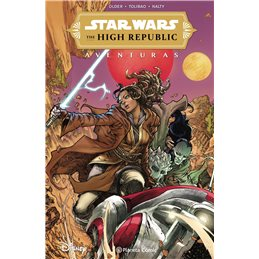 Star Wars High Republic Aventuras 1 (tomo)