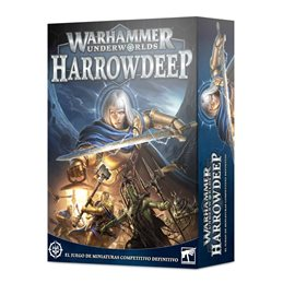Warhammer Underworlds: Harrowdeep (Inglés)