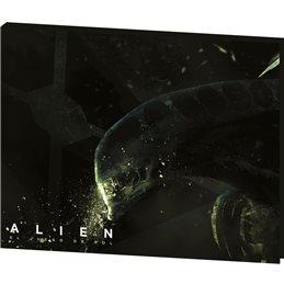 Pantalla del DM de Alien: el juego de rol