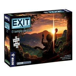 Exit Puzzle: El Templo Perdido