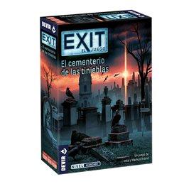[PREVENTA] Exit 17: El Cementerio de las Tinieblas