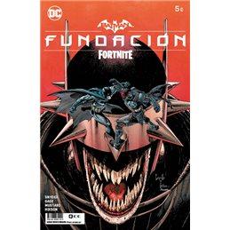 Batman/Fortnite: Fundación