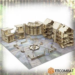 Pack de dados de Warhammer Underworlds: Beastgrave – Cacería Salvaje de Skaeth