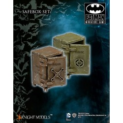 SAFE BOXES OBJETIVE MARKER