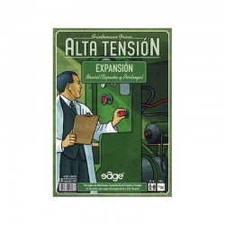 Alta Tensión: España y Portugal / Brasil + Collector Box