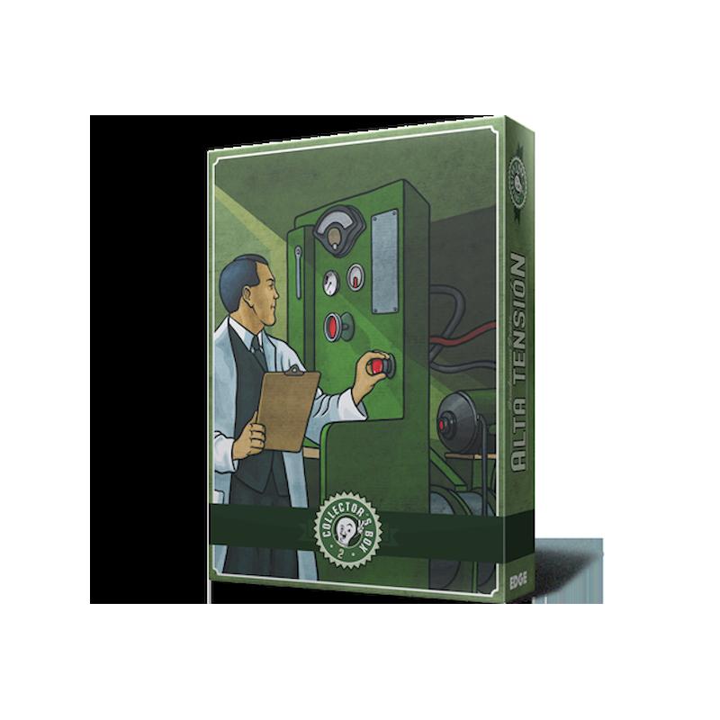 Alta Tensión: Sociedades Anónimas (Collector Box