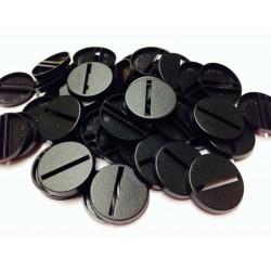 Peana redonda 25mm