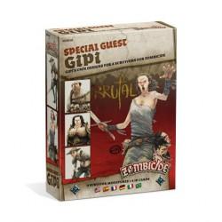 Special Guest: Gipi (Zombicide: Black Plague)