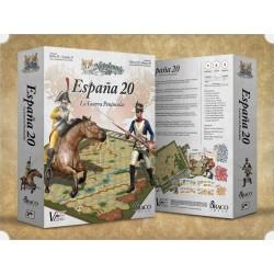 España 20: La Guerra Peninsular (Verkami)