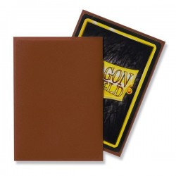 Matte Umber (100 Sleeves) - Dragon Shield Standard Sleeves