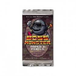 Boss Monster: Paper and Pixels Booster - EN