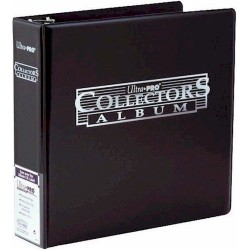 "UP - Collectors Album 3"" - Black"