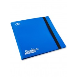 Álbum 12 - Pocket QuadRow Flexxfolio Azul
