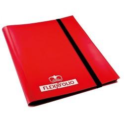 Álbum 9 - Pocket FlexXfolio Rojo