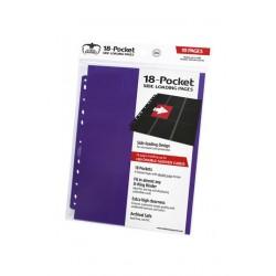 Hojas para archivador (10 unidades) Violeta