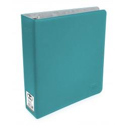 Álbum 3 Anillas - Supreme Collector's Large Xenoskin Azul Gasolina