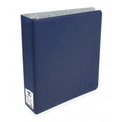 Álbum 3 Anillas - Supreme Collector's Large Xenoskin Azul Marino
